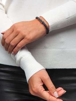 Bolf Damen Armband Braun  B032