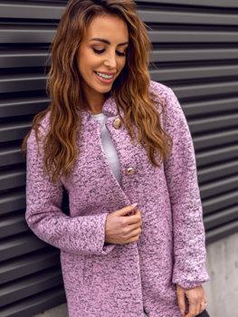 Bolf Damen Mantel Rosa  6011-1