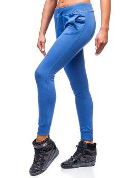 Bolf Damen Sporthose Blau  WB11003