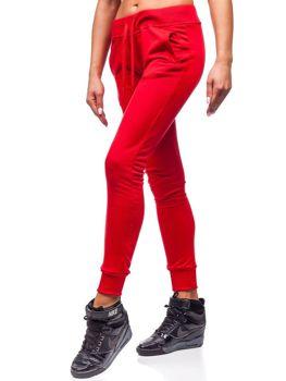 Bolf Damen Sporthose Rot  WB11003-A