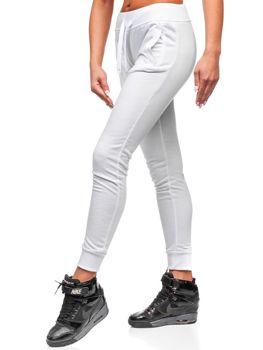 Bolf Damen Sporthose Weiß  WB11003-A