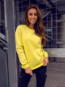 Bolf Damen Sweatshirt Gelb  W01