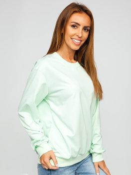 Bolf Damen Sweatshirt Mintgrün  WB11002