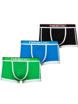 Bolf Herren Boxershorts Mehrfarbig-2  G514 3 PACK