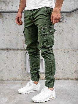 Bolf Herren Jogger Pants Cargohose Grün  CT6702