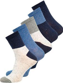 Bolf Herren Socken Mehrfarbig X10167-5P 5er PACK