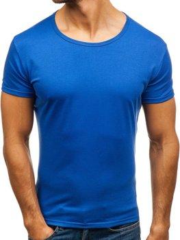 Bolf Herren T-Shirt Blau 2006