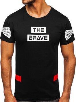 Bolf Herren T-Shirt mit Motiv  KS2325