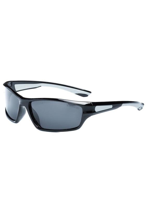 Bolf Polarisationssonnenbrille Schwarz-Grau PLS002A