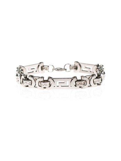 Bolf Herren Armband Silber B089