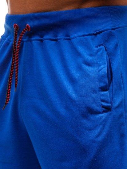 beste Seite beste Wahl heißer verkauf rabatt Bolf Herren Kurze Sporthose Blau NP05
