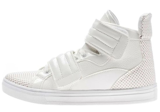 Bolf Herren Schuhe Ecru 3001