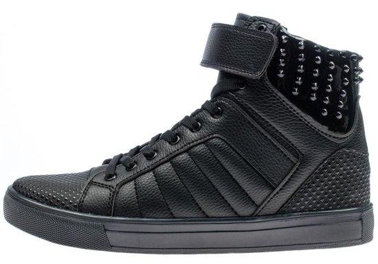 Bolf Herren Schuhe Schwarz 3004