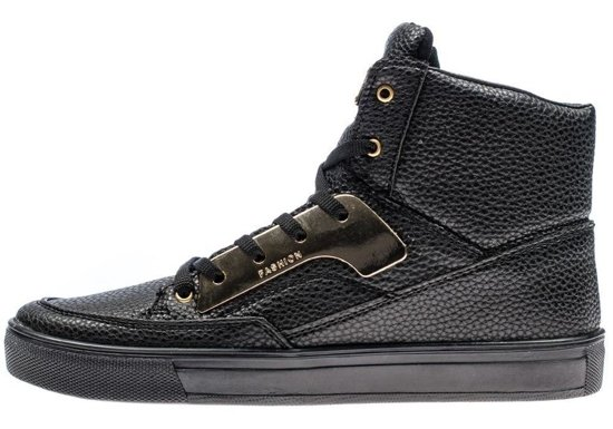 Bolf Herren Schuhe Schwarz 3033