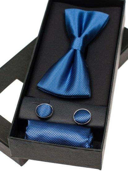 Bolf Herren Set Blau MSP01