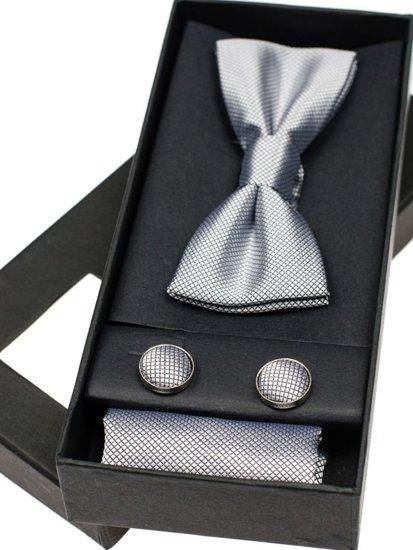 Bolf Herren Set Grau MSP01