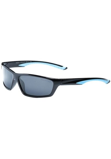 Bolf Polaristionssonnenbrille Schwarz-Blau PLS223B