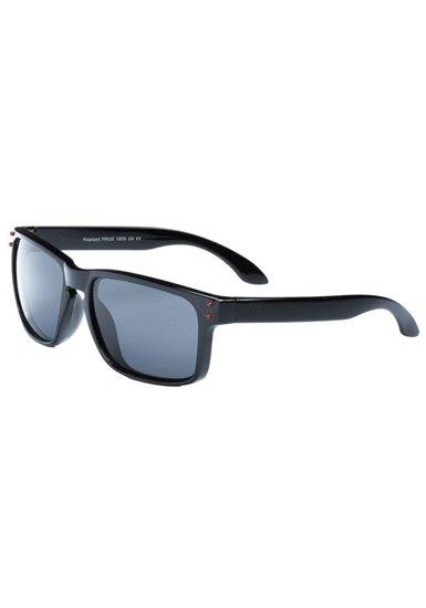 Bolf Polaristionssonnenbrille Schwarz PLS201BB