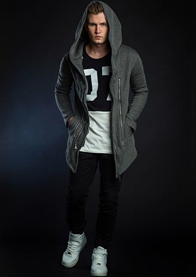 Styling Nr. 45 - Hoodie, T-Shirt, Jogger-Hose