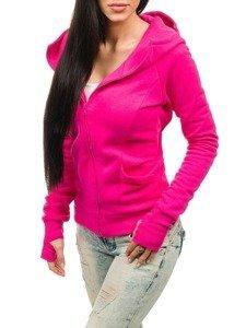 Bolf Damen Kapuzenpullover Rosa 17S