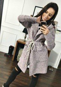 Bolf Damen Mantel Rosa  6219