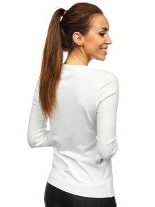 Bolf Damen Pullover Weiß  CB95093C